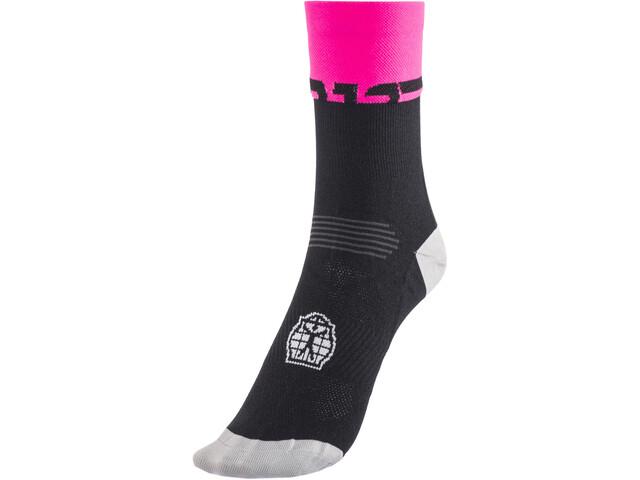 Bioracer Summer Socks black-pink